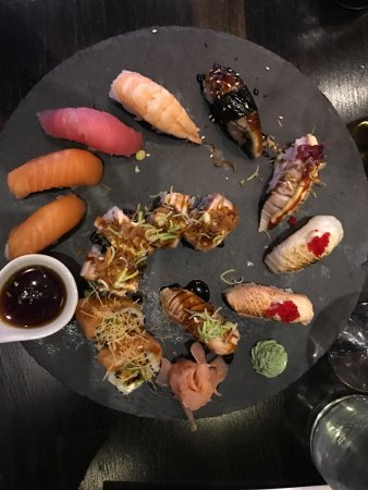 Bästa Sushi i Hgb