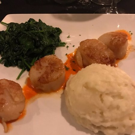 Rockledge, FL: scallops