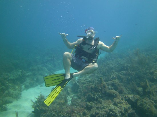 Jamaica Scuba Divers Ltd.: fun dive