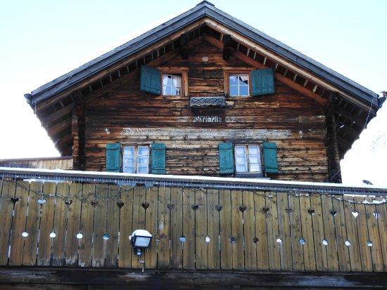 Langwies, سويسرا: Heimeli im Winter