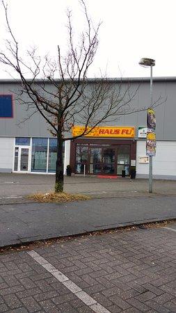Emden, Alemania: Haus FU, freie Parkplätze, ist größer als es scheint innen ist viel Platz