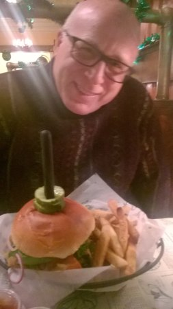Hackettstown, NJ: Hambergers are delicious!