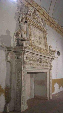 Cagli, Italië: Interno sala