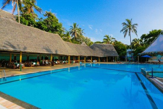Turtle Bay Beach Club, hôtels à Watamu