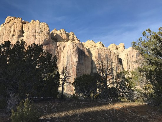 Ramah, NM: El Morro National Monument