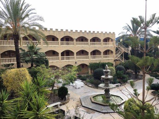 Hotel Plaza Del Castillo Malaga Costa Del Sol Spain