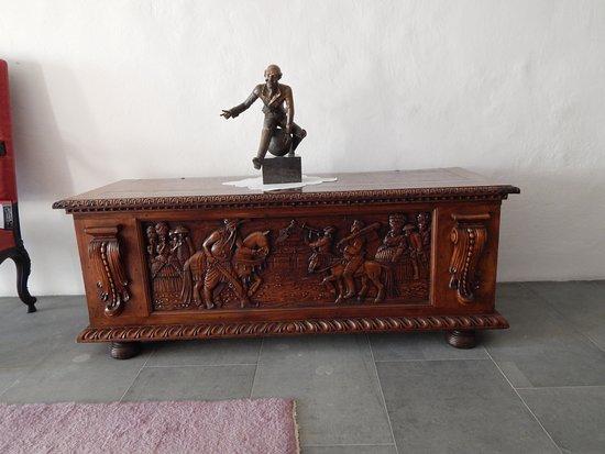 Cerklje, Slovenia: Old furniture