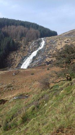 Laragh, Irlanda: Glenmacnass Waterfall