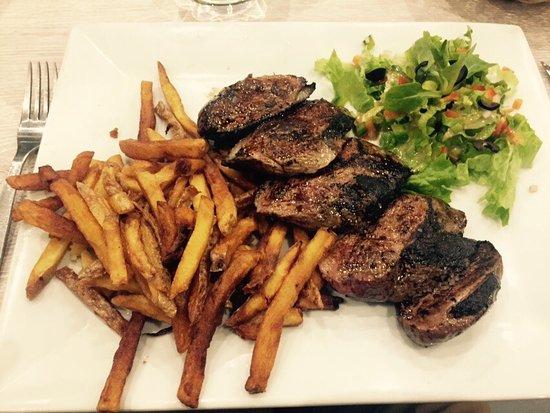 Artigues-pres-Bordeaux, Francia: Le Tournesol