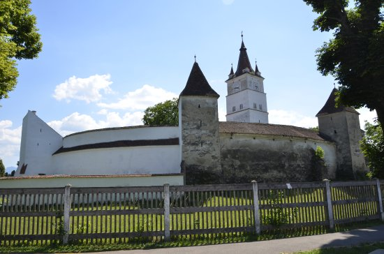 Villages with Fortified Churches: Iglesia fortificada de Harman