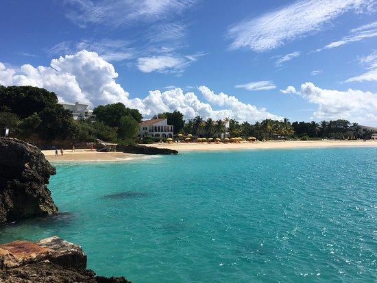 West End Village, Anguilla: Meads Bay beach