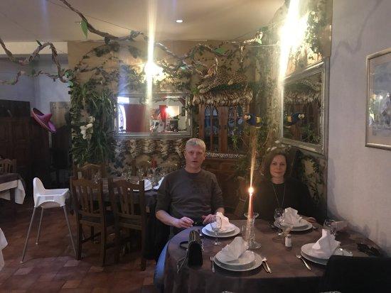 Samobor, Croazia: Odličan restoran s vrhunskom hranom. Juha od gljiva je najbolja koju sam ikad pojela.  Porcije
