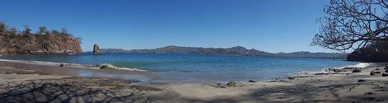 Paradise Flamingo Beach: Zona de la playa con acceso al hotel