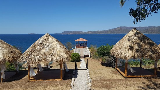 Paradise Flamingo Beach: Area para tomar el sol