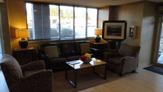 BEST WESTERN Maple Ridge Hotel: Lobby