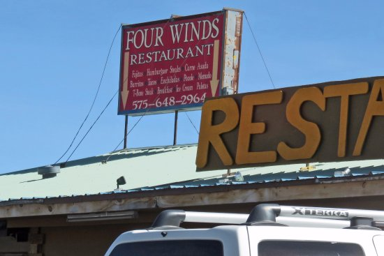 Carrizozo, NM: Love the local dining