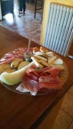 """Umbertide, Italie : """"antipastino"""" squisito"""
