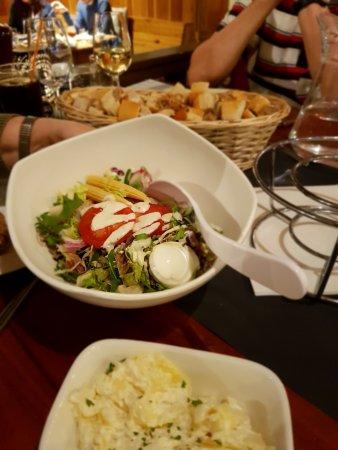 Zoetermeer, The Netherlands: goede salade
