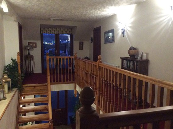 Hall Stairs And Landing Picture Of Dunhallin House Inverness Tripadvisor