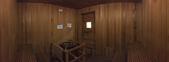 Fort McMurray, Canadá: sauna for women