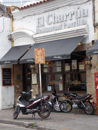El Charrua Foto