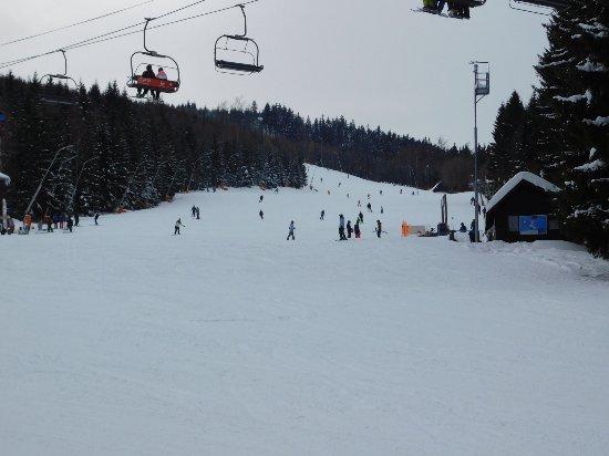 Skiareal Harrachov - Krkonose