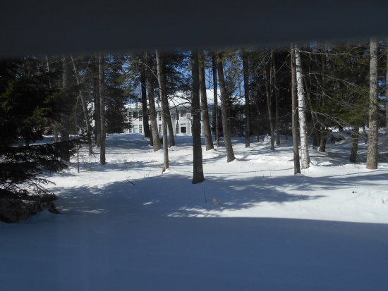 Lenox, Массачусетс: February morning
