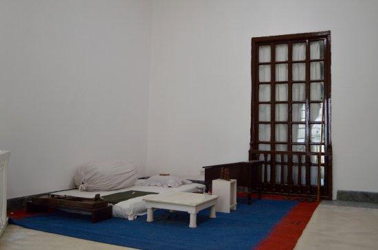 甘地纪念馆照片