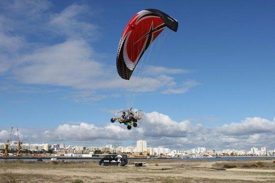 Flyalvor Paramotor