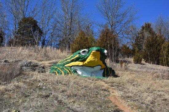 Waynesville, MO: Frog Rock