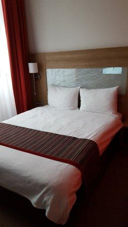 โรงแรมปาร์คอินน์ ปราก: Doppelbett