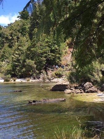 Wairoa, Selandia Baru: Waikaremoana hike