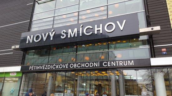Obchodni centrum Novy Smichov