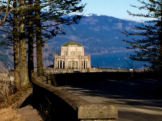 Corbett, OR : Vista House