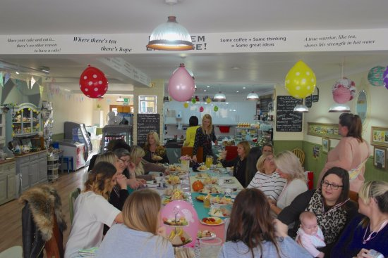 Aylesford, UK: Sunday function - afternoon tea