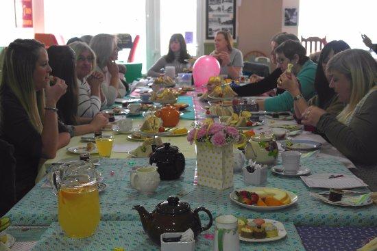 Aylesford, UK: afternoon tea - Sunday function