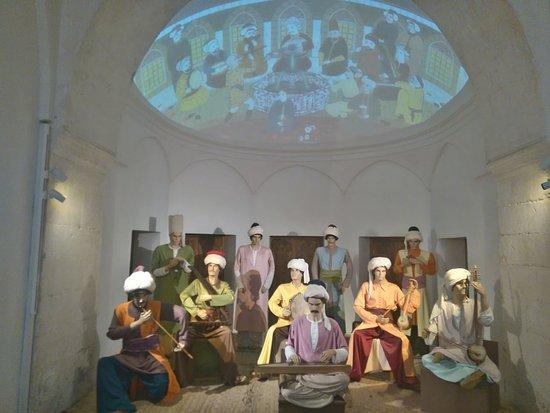 Beyazit II Mosque Complex: Darüşşifa müzikle tedavi seansı