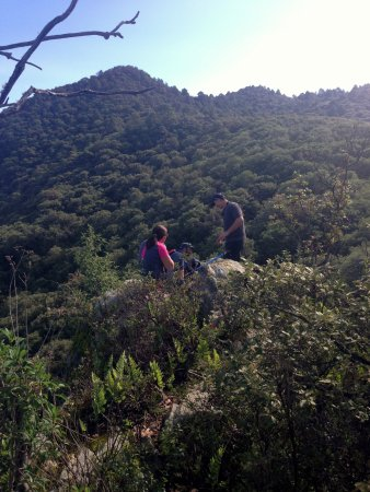 Hiking expedition with Rancho Buenavista - just North of Oaxaca City.