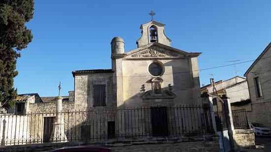 Chapelle de la Confrérie des Pénitents-Gris