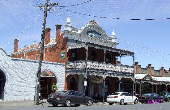 Old Maldon Hotel
