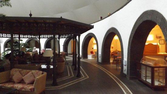 Hotel THe Volcan Lanzarote: Zonas comunes