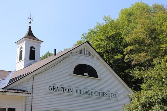 Grafton, VT: The main building