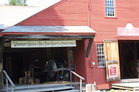 Weston, VT: Tinsmith Shop
