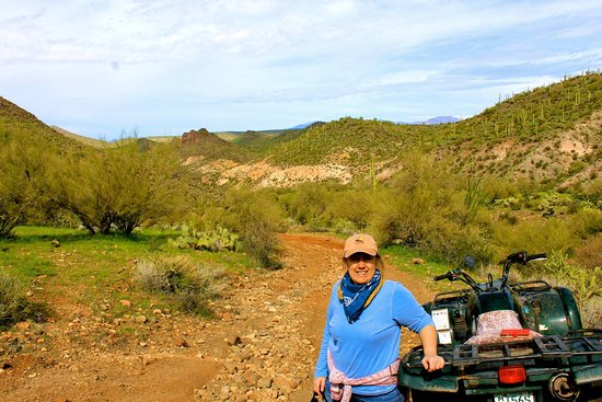 Adventures of a Lifetime ATV: taking a break!