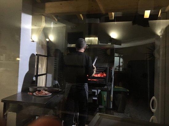 La Paz, Spain: Top restaurant
