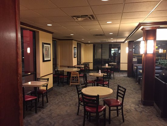 Forest Lake, MN: One of the dining areas