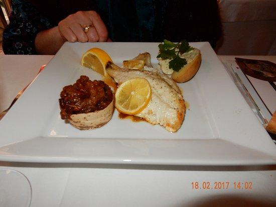 Chez Feraud : poisson