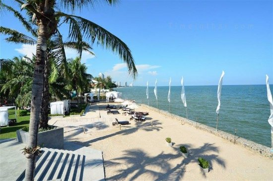 Novotel Hua Hin Cha Am Beach Resort And Spa Private