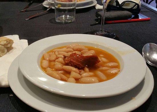 Vega de San Mateo, Spain: Fabada Asturiana
