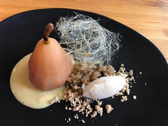 Willunga, Αυστραλία: Oh Pear! Dessert